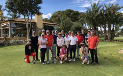 Golfresa med Martin Olsson