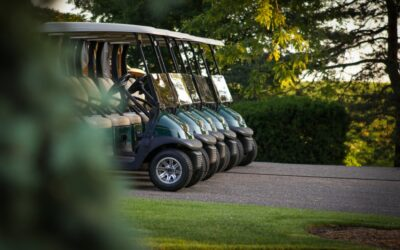 Golfbilsförbud Sofiedal